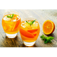 Lemonade Premix Orange - 400g