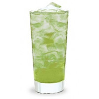 Lemonade Premix Green Apple - 400g
