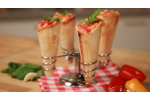 Pizza Cone Premix