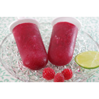 Popsicle Premix Raspberry - 400G