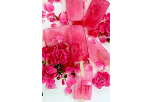 Popsicle Premix Rose - 400G