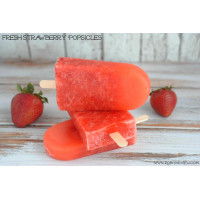 Popsicle Premix Strawberry - 400G